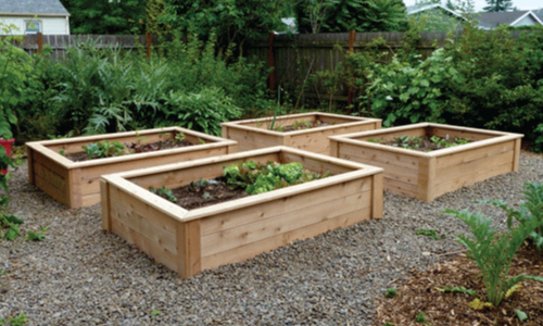 Ready Made Raised Bed Garden Kits For Organic Gardeners Green