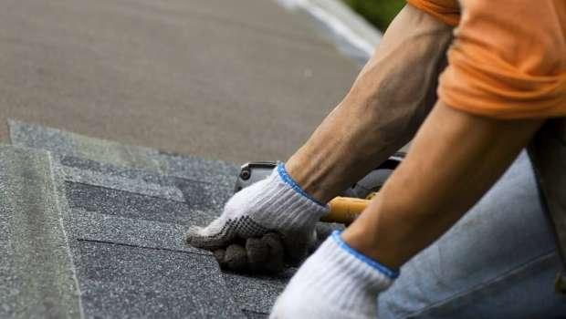 asphalt shingles installatin