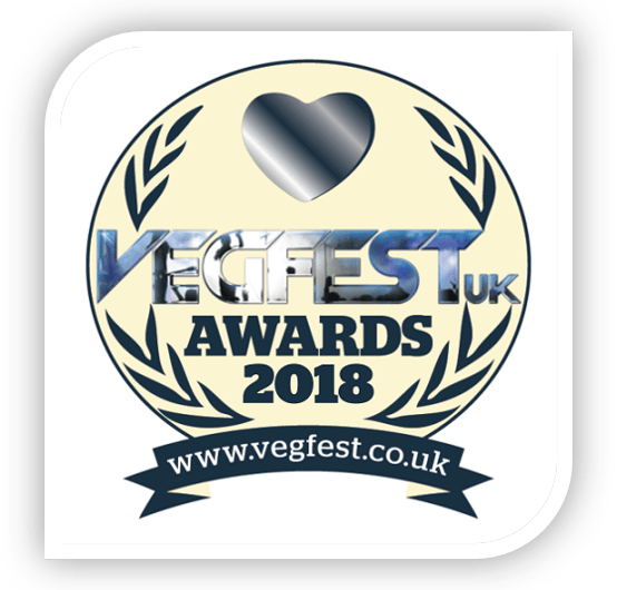 The best vegan brands as voted for the Vegfest Awards 2018