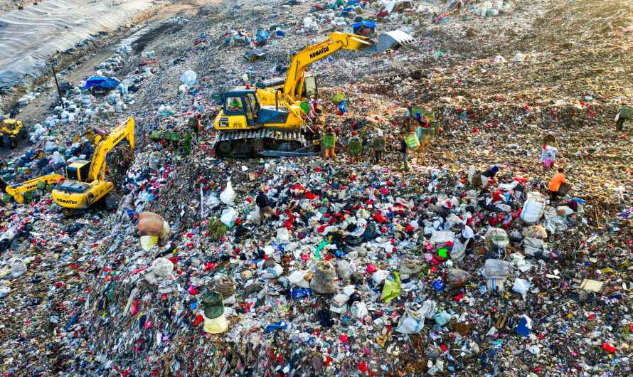 Why reducing our consumption is more important than recycling