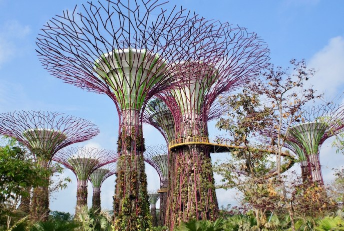 greenlooksgreat Singapore Super Trees