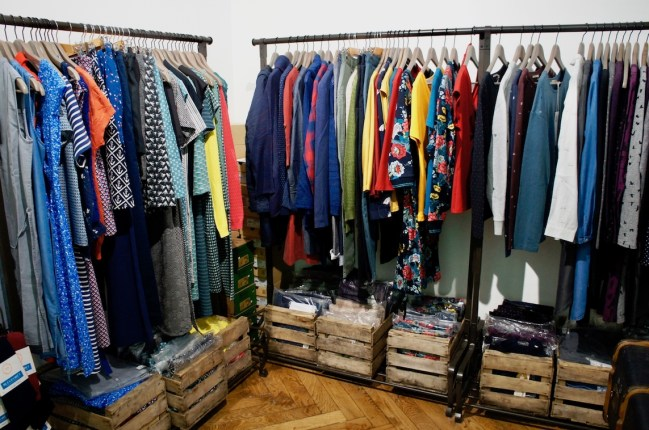 Les Curieux: eco-fair fashion and more for women