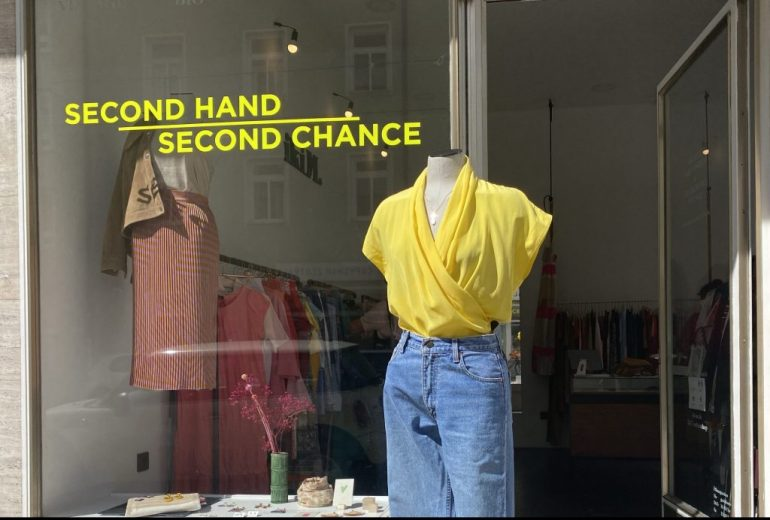 Second hand second chance iki M. store