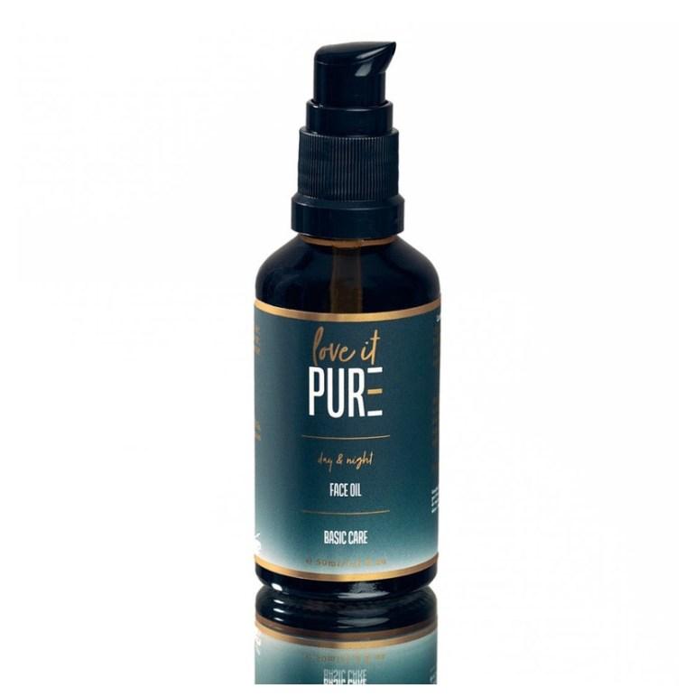 love it pure Face Oil ultraverträgliche Bio-Kosmetik
