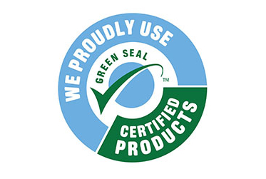 We use Certified Products at green maid cleaning services nh