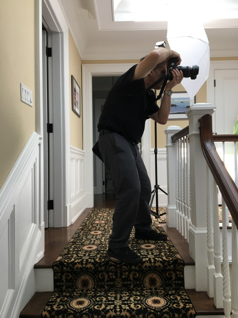 seacoast nh and southern maine home cleaning photo session