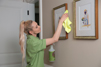Environmentally friendly cleaning product used on York, ME home