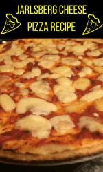 jarlsberg cheese pizza recipe