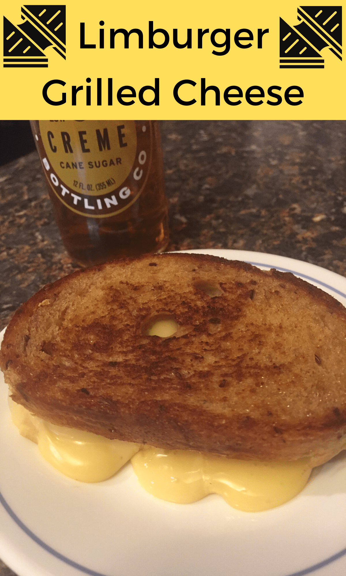 limburger grilled cheese