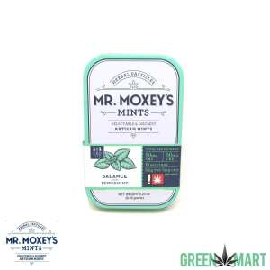 Mr. Moxey's Mints 1:1 Peppermint