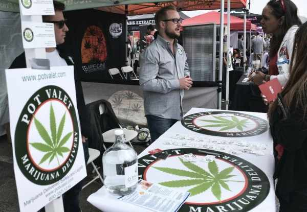 Has the U.S. reached a 'tipping point' in marijuana legalization?