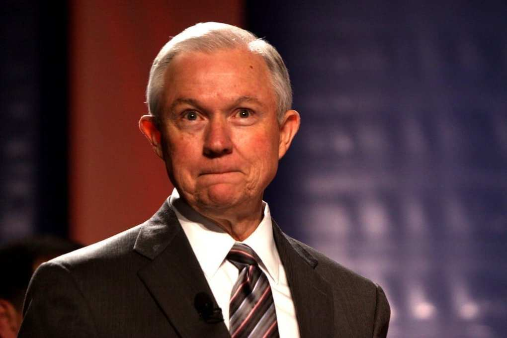 Sessions Says States Are Free To Legalize Marijuana, But DOJ Can Enforce Federal Law