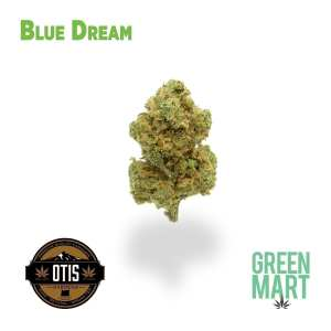 Blue Dream by Otis Gardens WhiteBGShadow