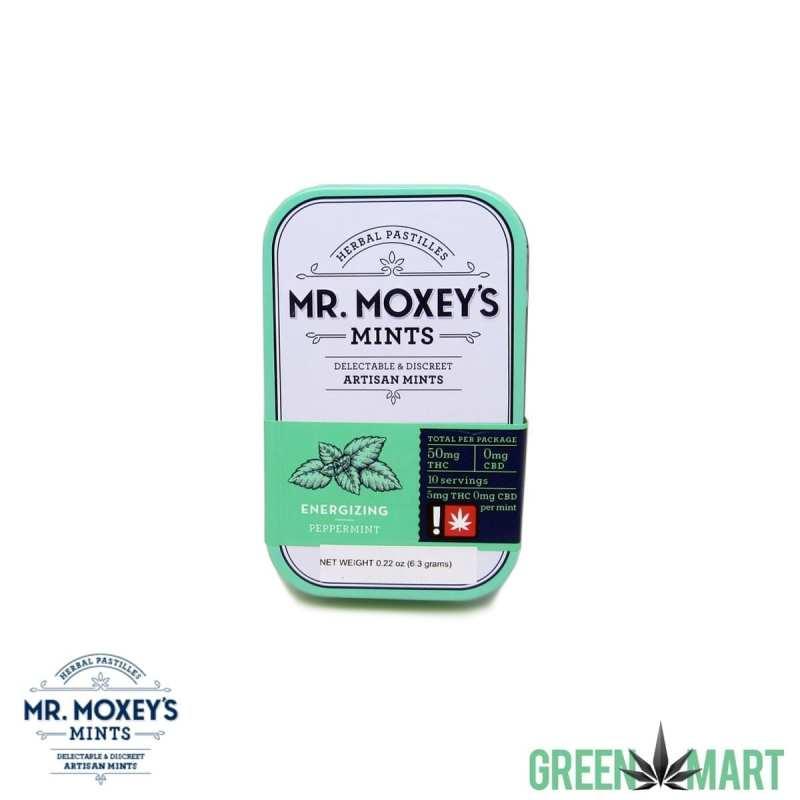 Mr. Moxey's Mints - THC Peppermints