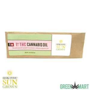 Siskiyou Sungrown THC Cannabis Oil RSO