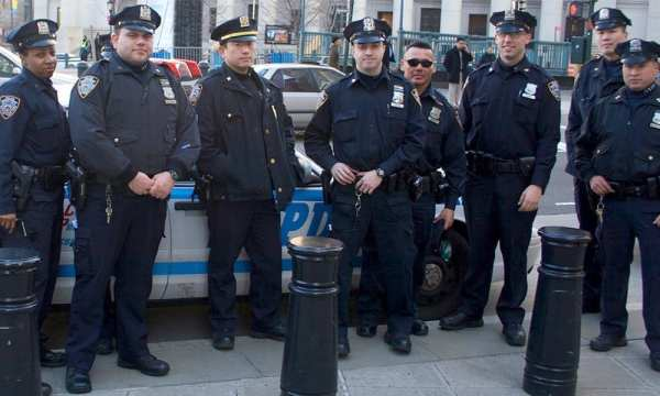 Police Officers in Prohibition States Are Getting Busted for Marijuana