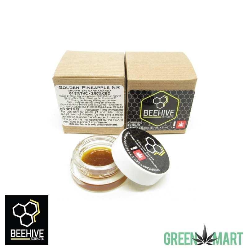Bee Hive Extracts - Golden Pineapple