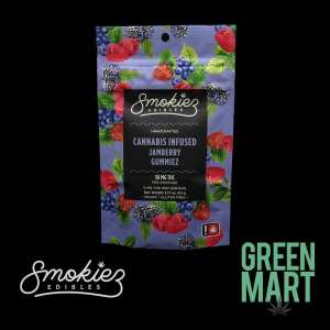 Smokiez Edibles - Jamberry New