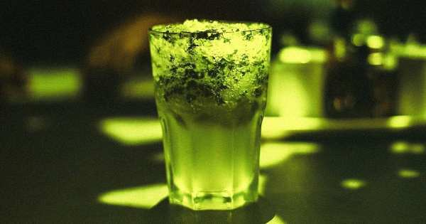 LEGAL MARIJUANA COULD THREATEN THE ALCOHOL INDUSTRY, SAYS REPORT