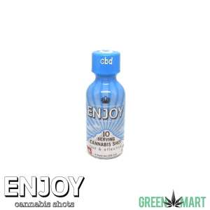Enjoy Cannabis Shots - CBD shot