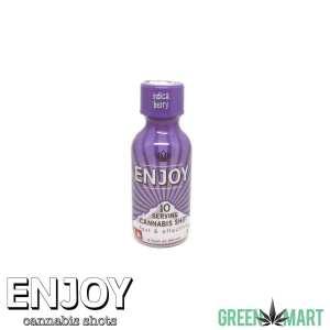 Enjoy Cannabis Shots - Indica Berry