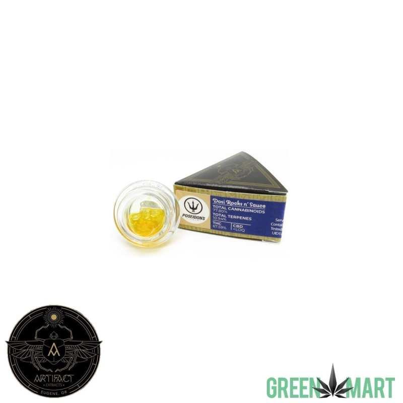 Artifact Extracts - Dosi Rocks N Sauce