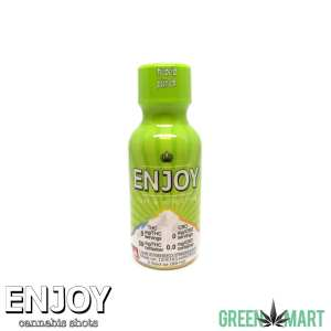 Enjoy Cannabis Shots - Hybrid Punch