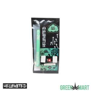 Hellavated Disposable Vape - OG Mint