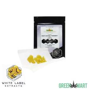 White Label Extracts - Sour Banana Sherbet