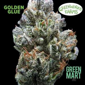 Greenworks Farms Golden Glue BlackBG