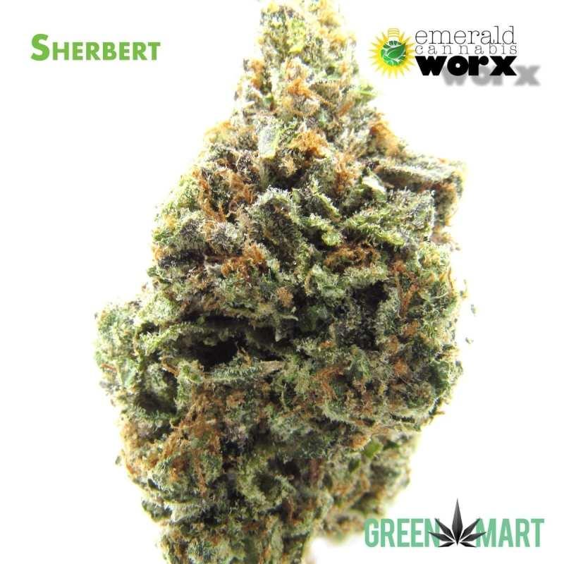 Sherbet by Emerald Cannabis Worx