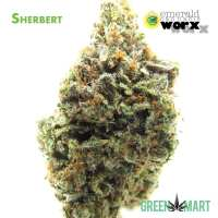 Sherbet by Emerald Cannabis Worx