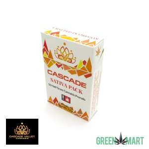 Cascade Valley Cannabis 10 Preroll Pack - Sativa