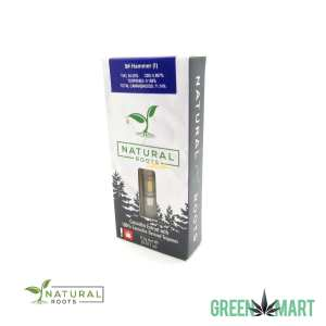 Natural Roots Extracts Cartridge - 9lb Hammer Half G