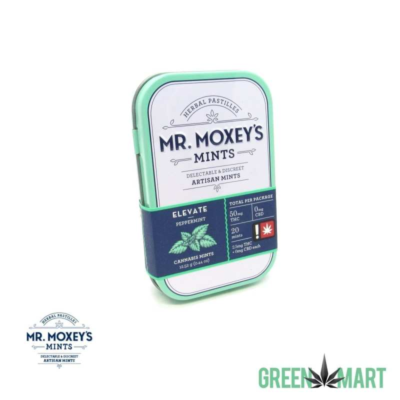 Mr. Moxey's Mints - Elevate Peppermint