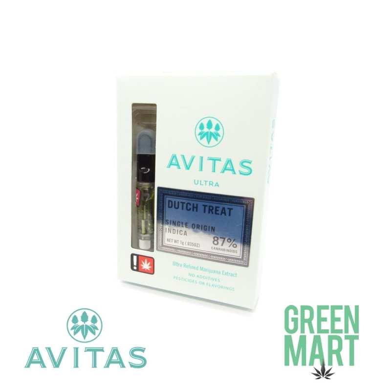 Avitas Distillate Cartridge - Dutch Treat 1g
