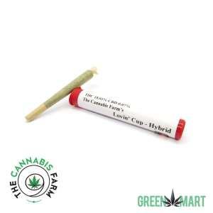 Lovin Cup 1g Pre-roll The Cannabis Farm