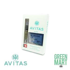 Avitas Ultra Distillate Cartridge - The Original Glue 1g