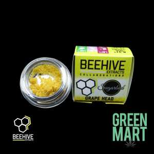 Beehive Extracts - Grape Head Front