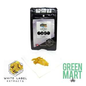 White Label Extracts - Kush Mint Front
