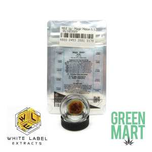White Label Extracts - Magic Melon Back