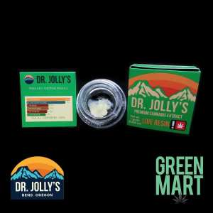 Dr. Jolly's - Oregon Diesel Terps