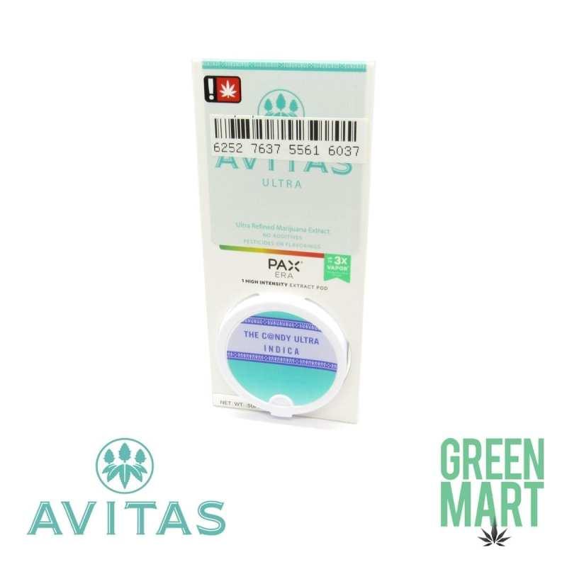 Avitas Pax Pod - The C@ndy