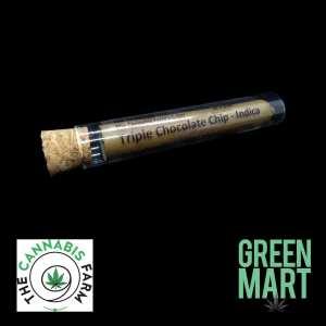 The Cannabis Farm Cannagar - Triple Chocolaet Chip