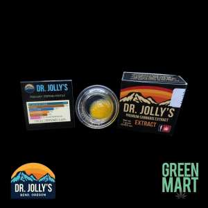 Dr. Jolly's Extracts - Chocolate Hashberry Terps