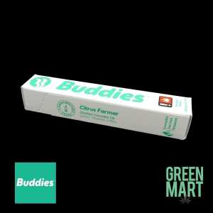 Buddies Brand Disposable Vape - Citrus Farmer