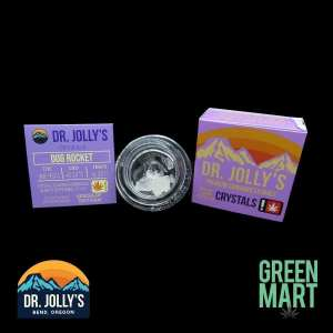Dr. Jolly's Extracts - Dog Rocket Front