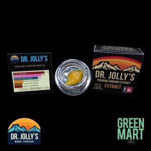 Dr. Jolly's Extracts - Ebony and Ivory Back
