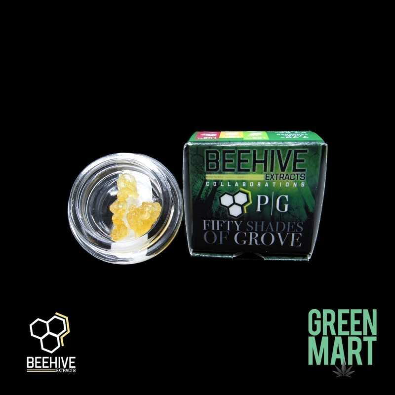 Beehive Extracts - Fifty Shades of Grove Front