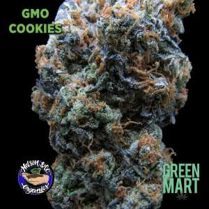 GMO Cookies by Nelson & Co
